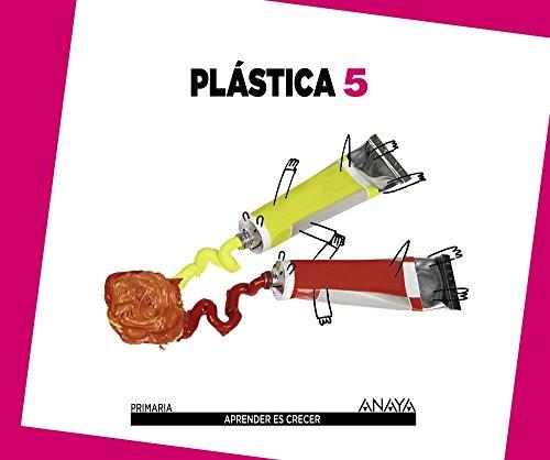 Plástica 5. (Aprender es crecer) - 9788467833652 por Ana Teresa Oviedo Melgares