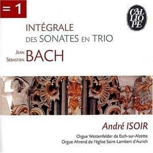 Trio-Sonate Bwv525-530xxx