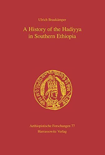 Szczepan Şehzad: A History of the Hadiyya in Southern