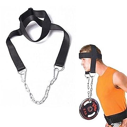 Lookshop Harnais Cou Tête pour renforcer les muscles -