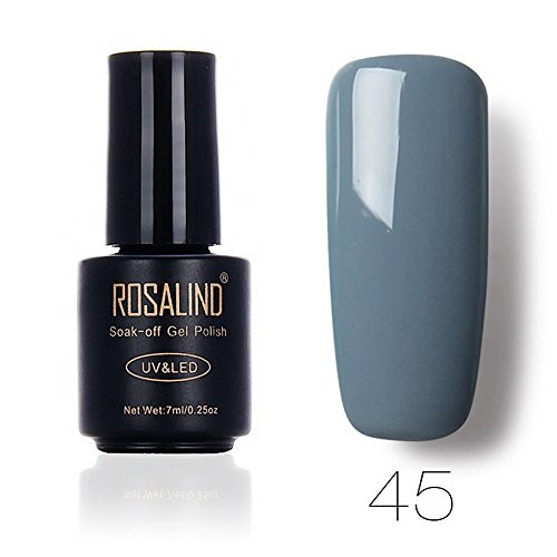 7ML Vernis à ongles,Vernis à ongles Semi-permanent UV LED Nail Polish Soak Off Gels Bringbring