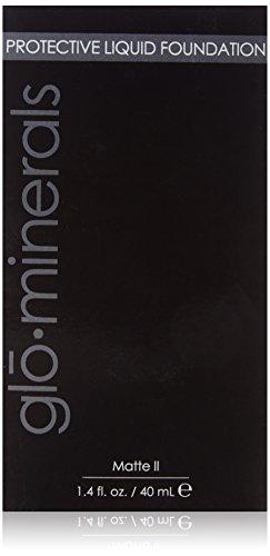 Glominerals - Gloprotective Oil Free Liquid Foundation Matte Finish - Golden 40Ml/1.4Oz - Maquillage