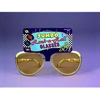 Abraxas Glasses, Rock Star Giant Jumbo Glasses