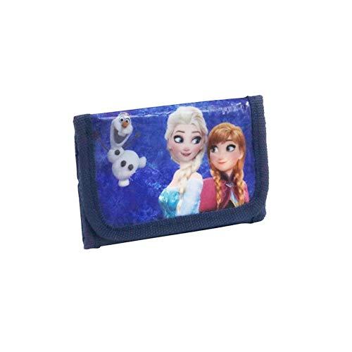 Frozen - Die Eiskönigin Disney Elsa, Anna & Olaf Geldbörse Geldbeutel Portemonnaie (Frozen Olaf-geldbörse)