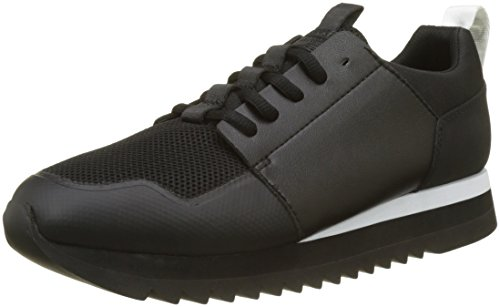 g star schuhe damen G-STAR RAW Damen Deline Sneaker, Schwarz (Black 990), 39 EU