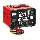 Ladegerät Batterieladegerät und Starter zum Aufladen von Blei-Akkumulatoren mit Spannung 12V und die Gründung von jedem Typ von Motor Benzin und Diesel bis 70HP. Auswahl Normalladung, Schnellladung (Boost). Automatisches Set. Zeigt