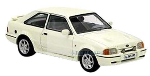 NEO 1/43 Ford Escort Mk4 RS Turbo (1986) White (japan