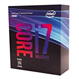 Intel Core i7 8700K Cpu Processore, 3.7GHz, Argento