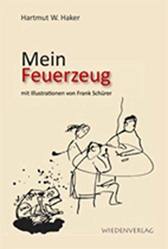 Cover »Mein Feuerzeug«