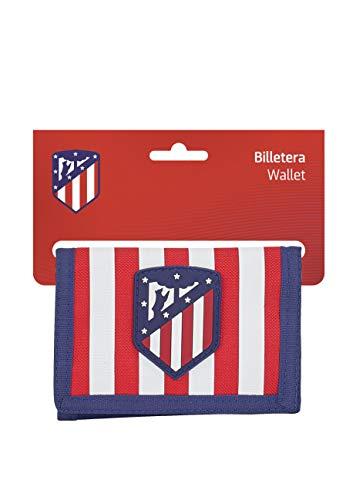 Safta 811958036, Atlético Madrid Billetero-monedero