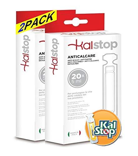 Mabi 2-737 kalstop anticalcare, biodegradabile, non tossico, 40 capsule