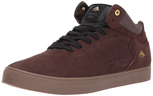 Emerica Herren Sneaker The HSU G6 Sneakers dark brown