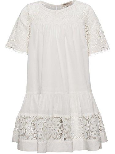 TWIN-SET Vestito colore: bianco bianco 8 Anni (123-128 cm)