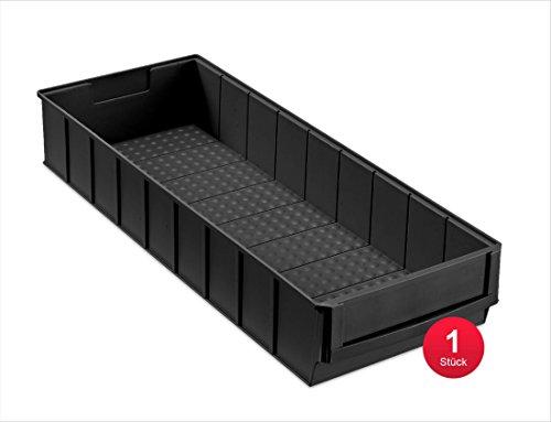 Preisvergleich Produktbild Industriebox 500 B leitfähig, 500x183x81mm, 1 St., schwarz