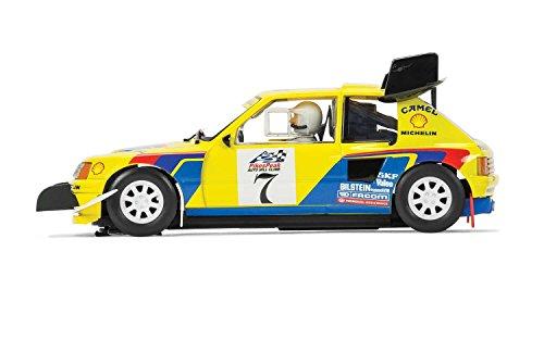 500003641 - Scalextric una y treinta y dos Peugeot 205 T16 # 7 Rally H