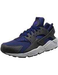 best sneakers 334be f42e7 Nike AIR HUARACHE RUN ULTRA SI WOMENS running-shoes 881100-400 8 - BINARY  BLUE BINARY BLUE-WHITE · EUR 84,90 · Nike, Herren Sneaker