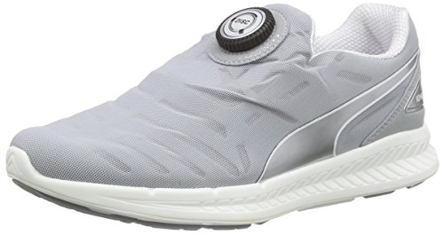 Puma Ignite Disc Wn's - Zapatillas de running Mujer, Grey, EU 39 (UK 6)