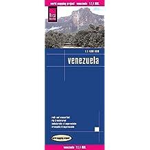 Reise Know-How Landkarte Venezuela (1:1.400.000): world mapping project