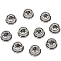 100x DIY Toy Bicycle Durable Industrial 304 Stainless Steel Ball Bearings 1-6mm