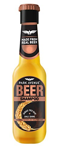 Park Avenue Daily Shine Beer shampoo, 180ml- For Men