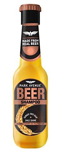 Park Avenue Daily Shine Beer shampoo, 180ml- For Men