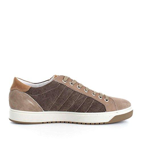 Igi&Co 7725700 Scarpe con lacci Uomo Tortora/Beige