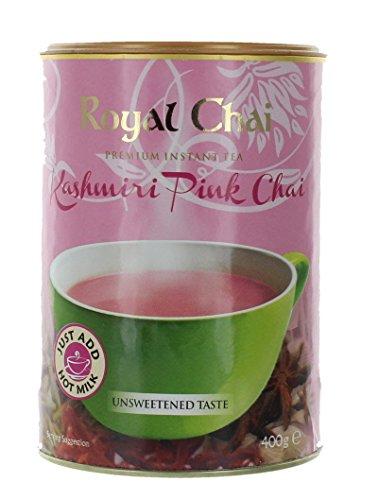 Royal Chai Kashmiri Pink Chai -Unsweetened