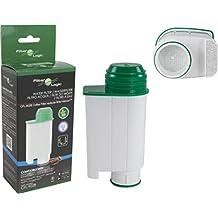 FilterLogic CFL-902B - Filtro de agua reemplaza el cartucho de Saeco nº CA6702/00 - Brita ® Intenza+ para Saeco / Philips / Gaggia cafetera automática - Máquina de café espresso