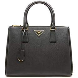 Prada Luxury Fashion Femme 1BA274VDOONZVF0002 Noir Sac À Main | Saison Permanent