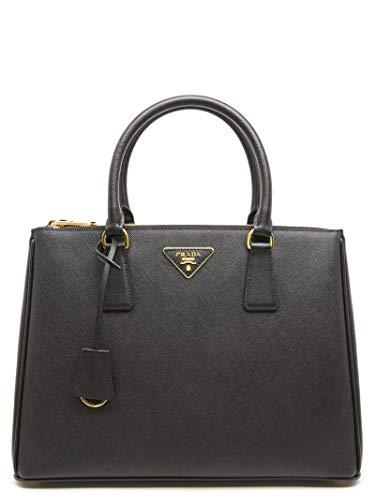 Prada Luxury Fashion Damen 1BA274VDOONZVF0002 Schwarz Handtaschen | Jahreszeit Permanent - Prada Tasche schwarz