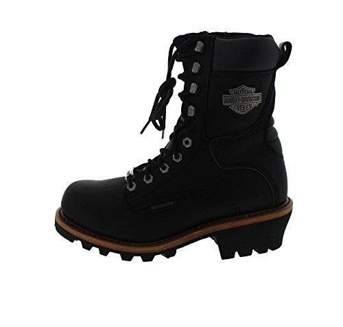 HARLEY DAVIDSON - Boot TYSON - black Black