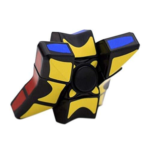 Fidget Cubes 2018 Fluffiger Schleim,Geschwindigkeit und Glatte 1x3x3 Rubiks Cube Puzzle Spinner Fokus EDC Spielzeug