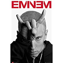 GB eye LTD, Eminem, Horns, Maxi Poster, 61 x 91,5 cm