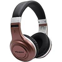 Y56 inalámbrico Auriculares estéreo Auriculares Bluetooth 4.1 Auricular anulación través de oído con microph para iPhone