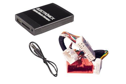 DMC USB Adapter MP3 Wechsler Mazda ab 2009