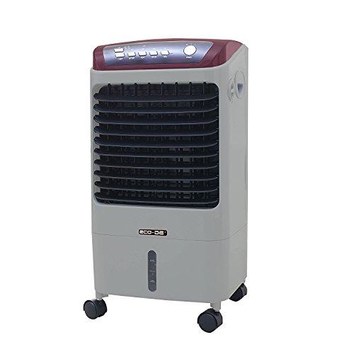 ECO-DE ECO-698 -Climatiseur portable chaud/froid, couleur : gris