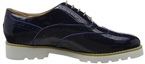 Giudecca Jycx15pr2-1, Brogues Femme Blau (AA3-4 Dark blue)
