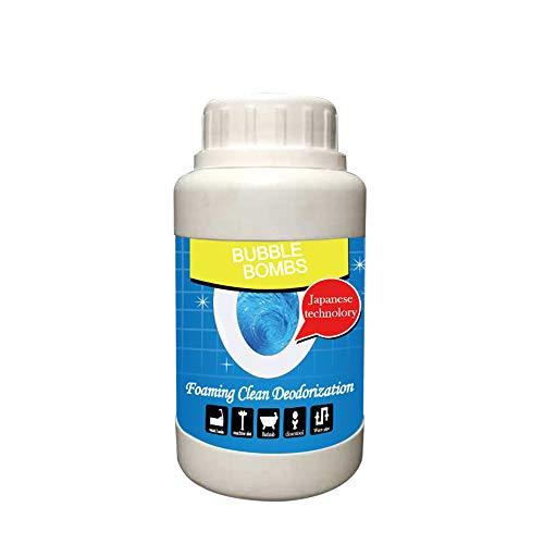 Hylotele Multifunktionsschaum Sauerstoffreiniger Blase Weißes Pulver Deodorant Badezimmer Zubehör Wc Reinigungswerkzeuge