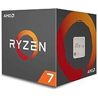 AMD Ryzen 7 1700 Retail Wraith Cooler - (AM4/Hex Core/3.00GHz/20MB/65W) - YD1700BBAEBOX