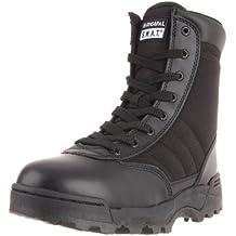 Original SWAT Uso Botas 1152Side Zip, Einsatzstiefel 1152 Side Zip, negro, 44 EU