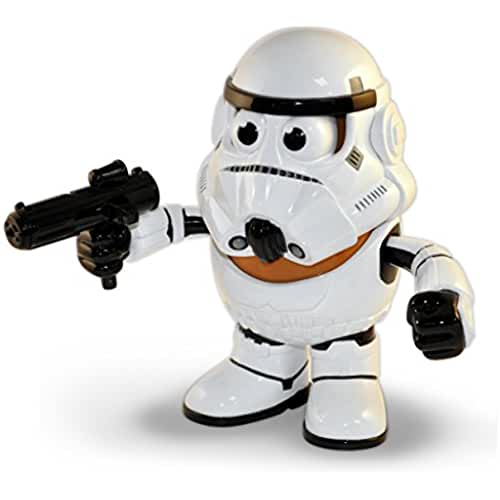 dia del orgullo friki Figura Mr Potato Stormtrooper (15 cm)