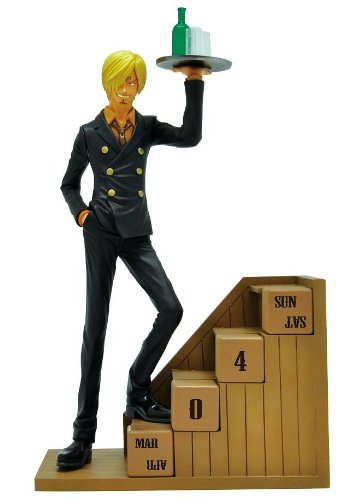One Piece: Eternal Calendar New World Version Sanji PVC figurine