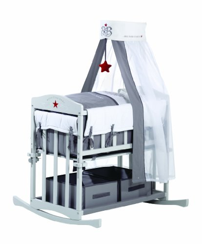 Roba 8943 RS1 Rock Star Baby - Cuna 4 en 1