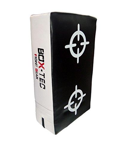 Box-Tec Fight Gear Kick-Pad/Schlagkissen/Schlagpolster/Trittpolster/Trittkissen (75 x 35cm)