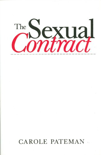 The Sexual Contract (Sociology of Health and Illness Monographs) (Sociology of Health & Illness Monographs)