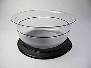 Tupperware C26 Maxi-Tafelperle Grand saladier Noir 6l