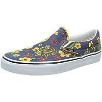Vans Classic Slip-On (Aloha) unisex adulto, tela, sneaker slip on