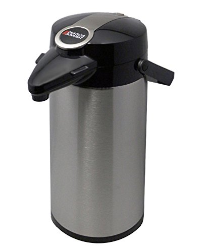 Furento Airpotkanne Bonamat Pumpkanne 2,2l Edelstahlinnenzylinder