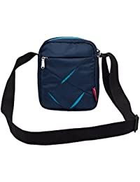 COSMUS Blue Neck Pouch
