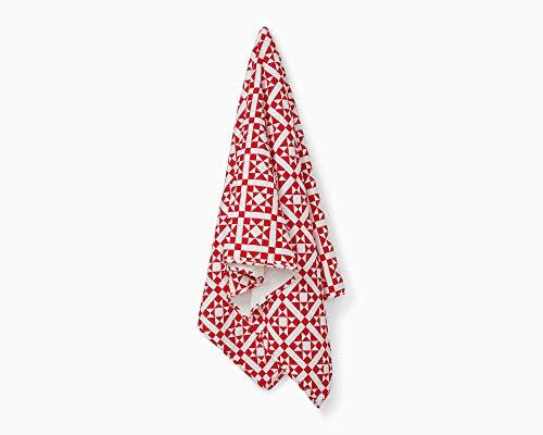 Calvin Klein Steppdecke Modern Queen Quilt rot/weiß Calvin Quilt